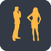 Analyze Body Language icon