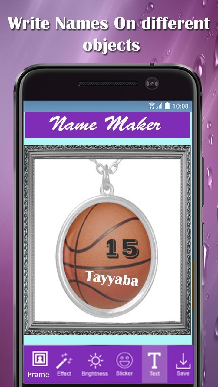 Stylish Name Maker 2018-Name Generator for Android - APK