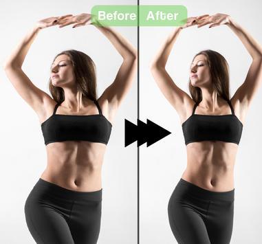 Make My Body Slim Photo apk screenshot