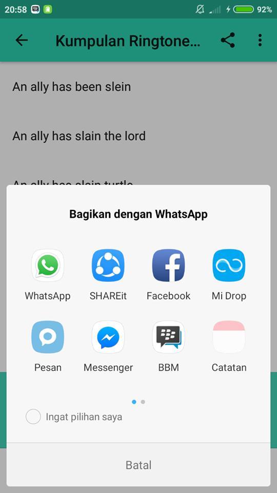 download nada dering pesan wa singkat