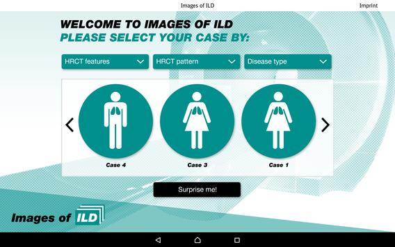 Images of ILD poster