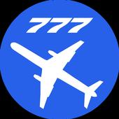 Boeing 777 Checklist icon