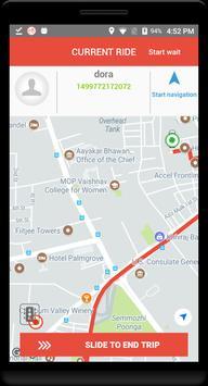 Boek een Taxi Driver screenshot 3