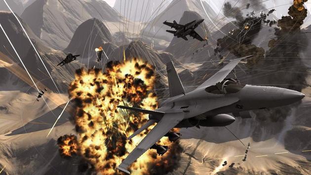 Call Of ModernWar:Warfare Duty poster