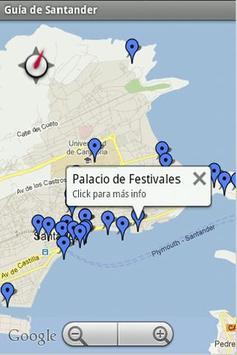 Guía de Santander screenshot 1