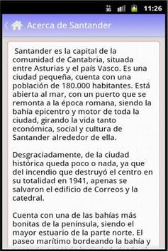 Guía de Santander screenshot 2