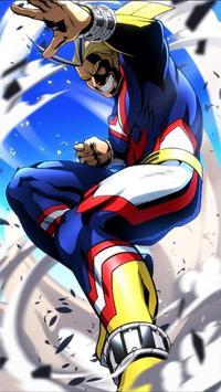 Boku no Hero Academia Wallpaper poster