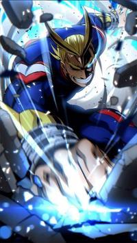 Boku no Hero Academia Wallpaper screenshot 2