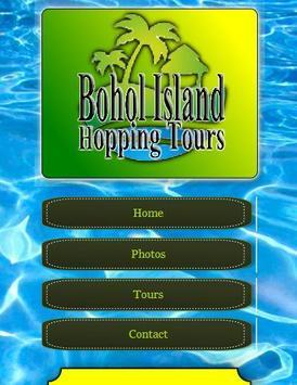 Bohol Island Hopping Tours poster