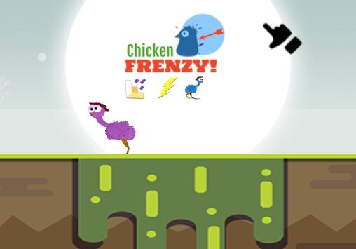 Chicken Frenzy poster