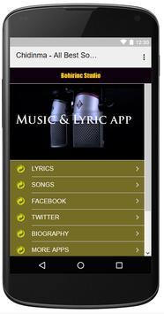 Chidinma - All Best Songs apk screenshot