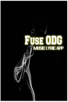 Fuse ODG - All Best Songs poster
