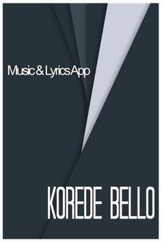 Korede Bello - All Best Songs poster