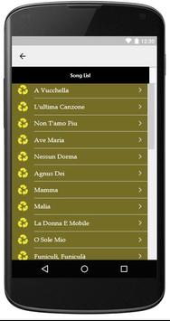 Luciano Pavarotti - GREATEST SONGS screenshot 4