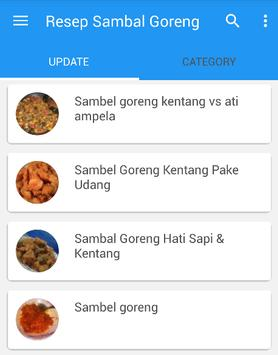 Resep Sambal Goreng screenshot 3