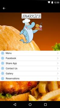 Sharkies Fast Food screenshot 2