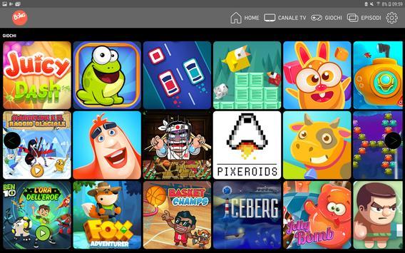 11 Schermata Boing App
