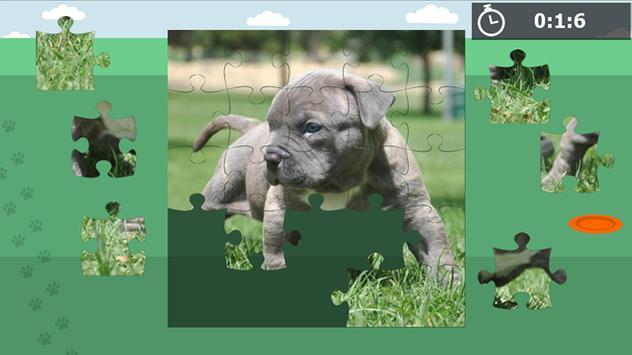 Rompecabezas de perros apk screenshot