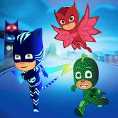 Super Pj Cats Run icon