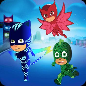 Super Pj Cats Run screenshot 1