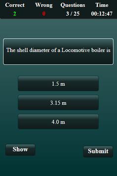 Steam Boiler Quiz screenshot 3