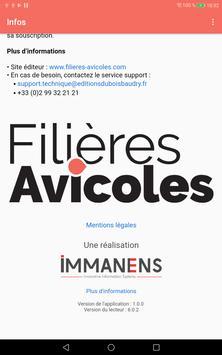 Filières Avicoles screenshot 8