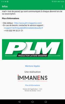 PLM Magazine screenshot 8
