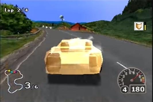 Kode Game PS1 Lengkap screenshot 4