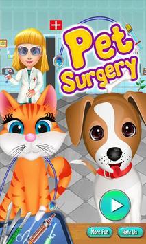Pet Surgery Simulator poster