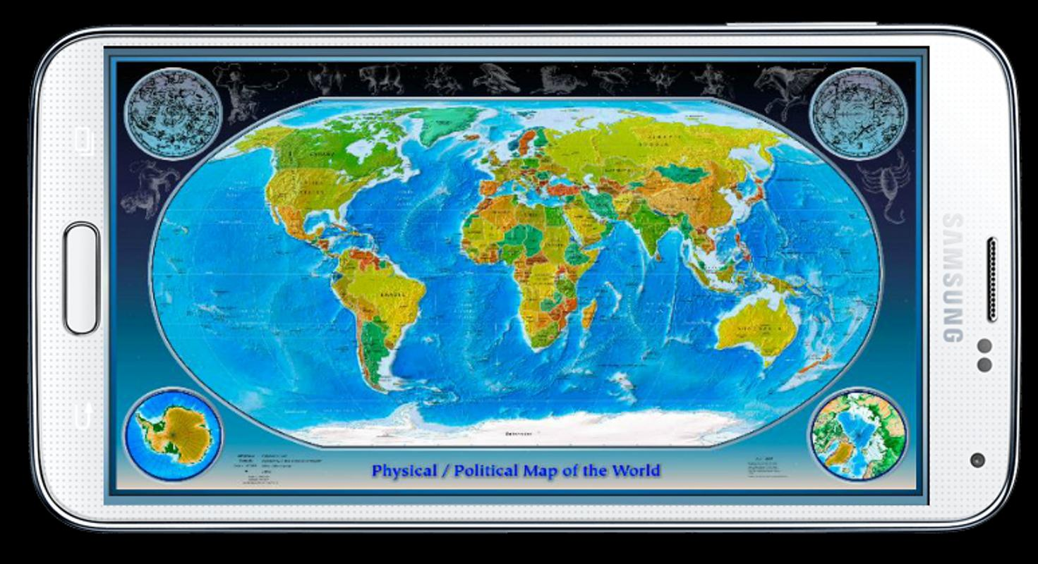 World map 3d apk download free tools app for android apkpure world map 3d poster gumiabroncs Choice Image