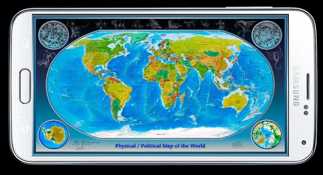 World map 3d apk download free tools app for android apkpure world map 3d poster gumiabroncs Images
