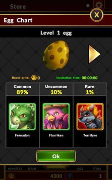 Monster Roller apk screenshot