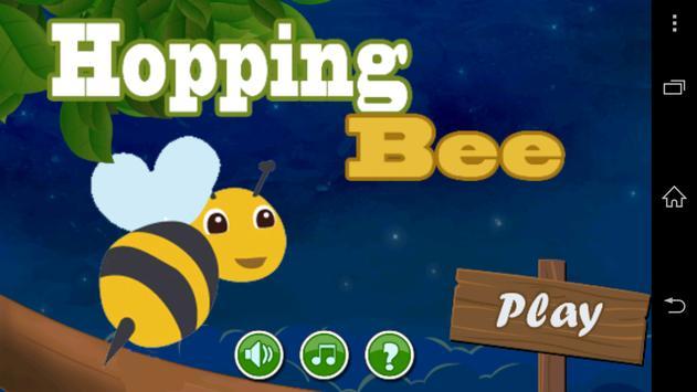HoppingBee poster