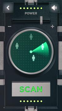 Real Radar Scanner People Simulator poster
