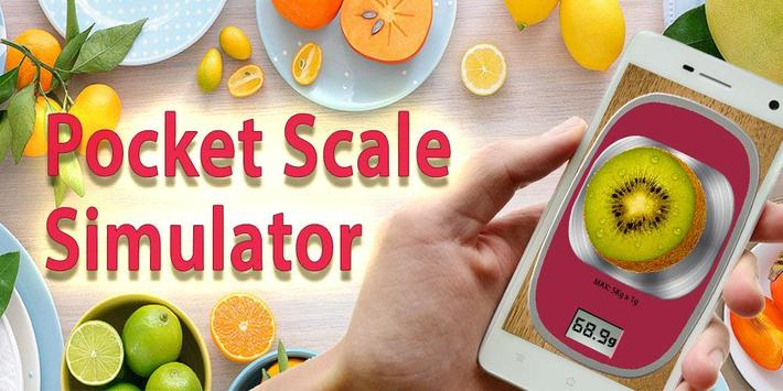 Scales in Phone Simulator poster