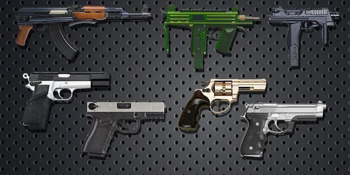 Weapons Gun Simulator poster
