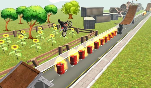 Real Extreme Bike Stunts apk screenshot