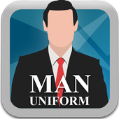 Men Suit Photo Effects icon
