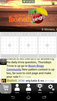 Beach Bingo screenshot 4