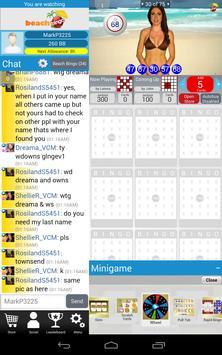 Beach Bingo screenshot 5
