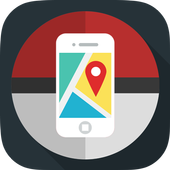 PokeAlert - Pokemon Finder Map icon