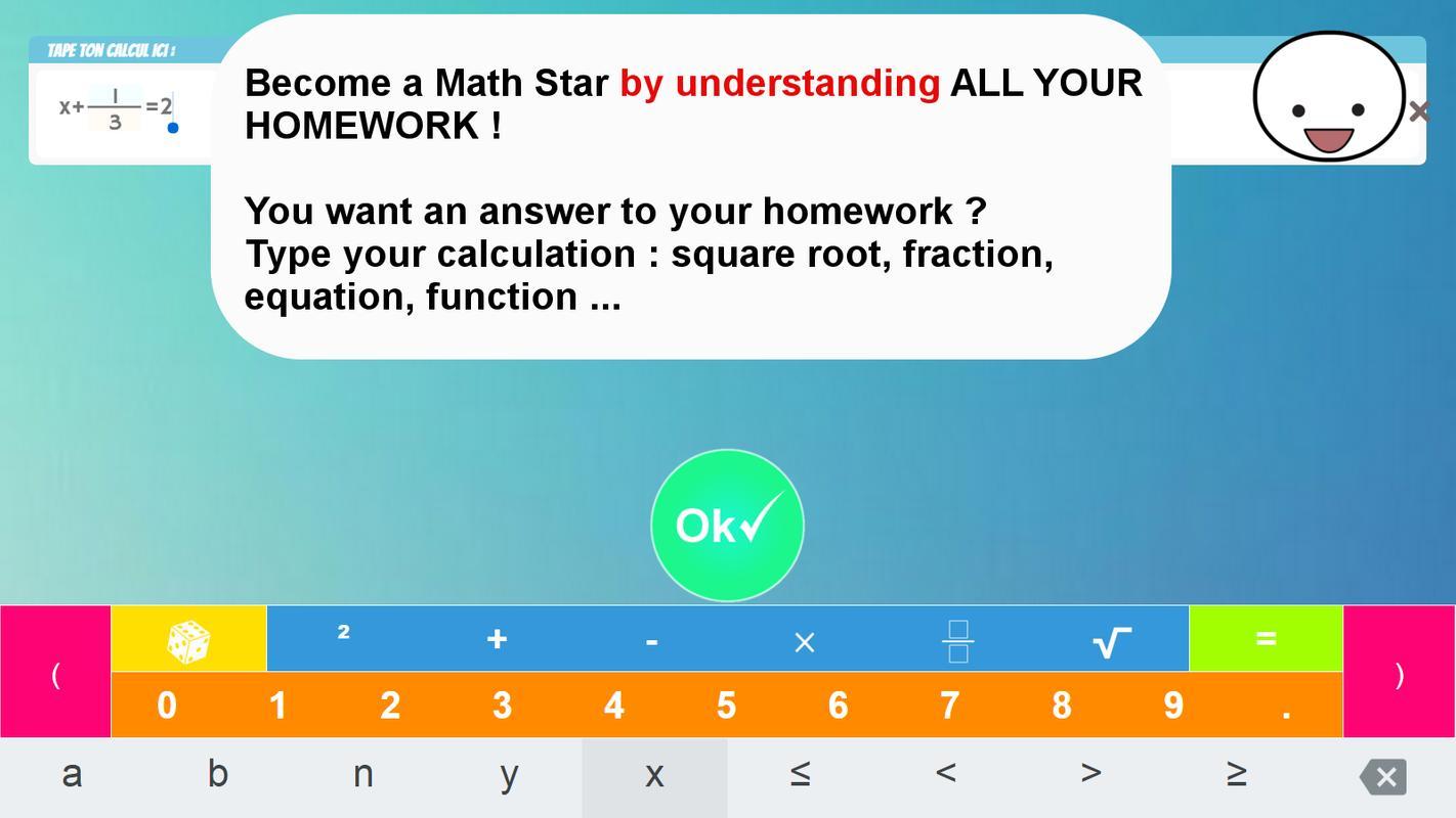 Boom Math Step-by-step Solver APK डाउनलोड - एंडरॉयड ...