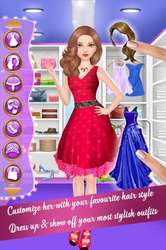 My Makeup Girl Salon screenshot 13