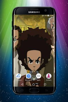 Boondocks Wallpaper poster