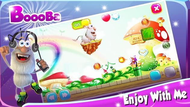 Booba Cool Jumper poster