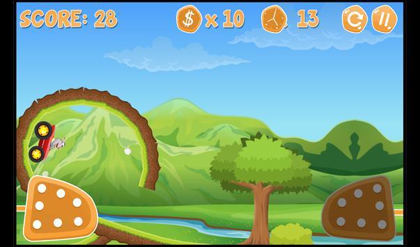 Buba car adventure: adventure game a aa  aaa !!! screenshot 1