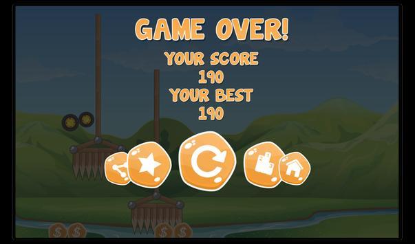 Buba car adventure: adventure game a aa  aaa !!! screenshot 2