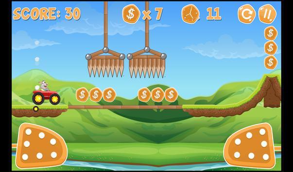 Buba car adventure: adventure game a aa  aaa !!! screenshot 3