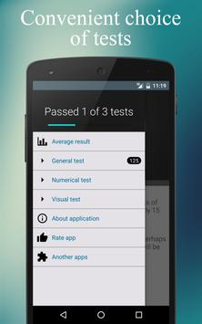 Logical IQ tests for Android - APK Download