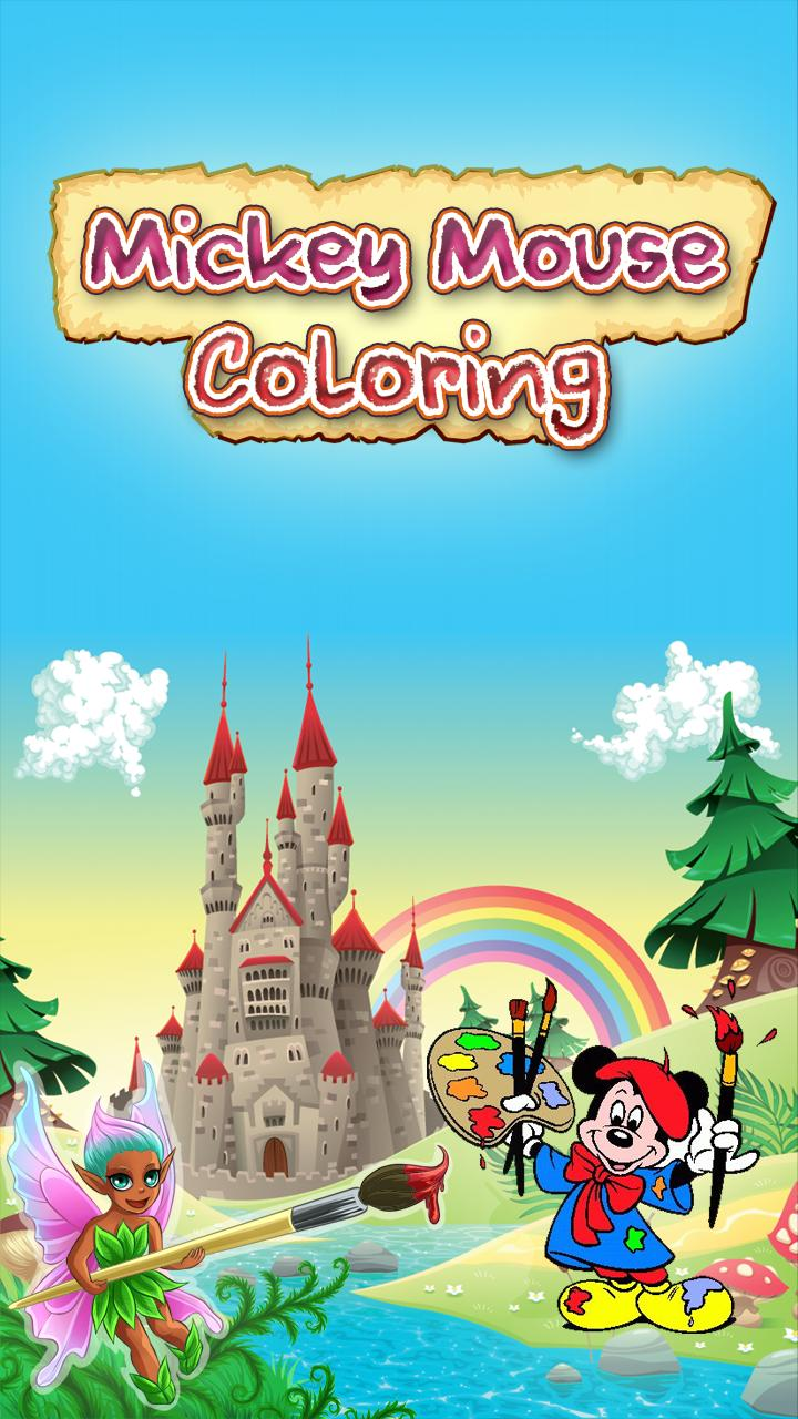 Coloring Book For Mickey Mouse For Android Apk Download